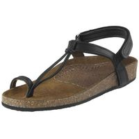Sandały letnie Foot Loose 023/1, kolor czarny