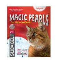 Żwirek silikonowy dla kota Magic Pearls 16l
