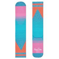 Happy Socks Eighties Fade Skarpetki Niebieski Różowy 36-40
