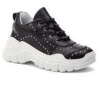 Sneakersy HEGO'S MILANO - 1120 Nero, kolor czarny