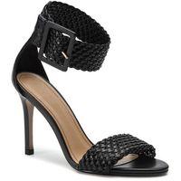 Sandały KAZAR - Licorice 37983-01-00 Black, kolor czarny