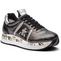Sneakersy - conny 3342 srebrny, Premiata