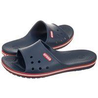 Klapki crocband ii slide navy/pepper 204108-4cc (cr132-a) marki Crocs