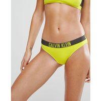 classic bikini bottom - multi marki Calvin klein