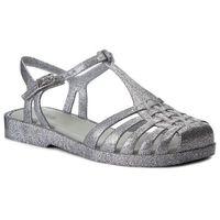 Sandały MELISSA - Aranha Quadrada Ad 31953 Glass Silver Glitter 03895