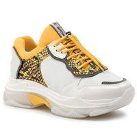 Bronx Sneakersy - 66167d-ha bx 1525 white/yellow 162