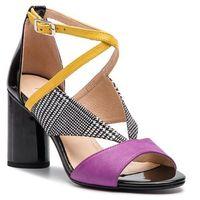 Sandały ANN MEX - 0227 04S01KR10S01L Mix, kolor wielokolorowy