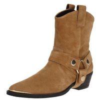 Steve madden buty kowbojskie jasnobrązowy