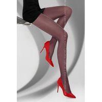 cloelian 20 den bordeaux rajstopy marki Livco corsetti fashion