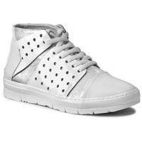 Sneakersy KHRIO - 171K1313LNTRSPGQ Bnco/Argento/Bianco