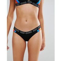 Rip Curl Surf Revival Low Hipster Bikini Bottom - Black, kolor czarny