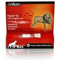 Vet-agro Fiprex krople na pchły i kleszcze dla psa xl (40-55kg)