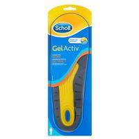2szt gel activ wkładki do obuwia do pracy męskie rozmiar 40-46,5 marki Scholl