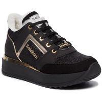 Sneakersy - 048153acgds0000nprxx nero/spec. plati marki Baldinini
