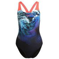 kostium kąpielowy black/turquoise/siren red marki Speedo
