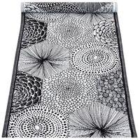 Lapuan kankurit Bieżnik na stół ruut black 48x150 cm