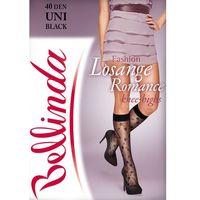 Bellinda 1 podkolanówki losagne be222003 wzorzyste