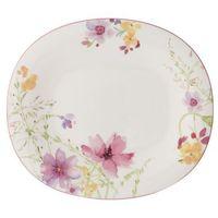 Villeroy & boch - mariefleur basic talerz obiadowy owalny wymiary: 29 x 25 cm