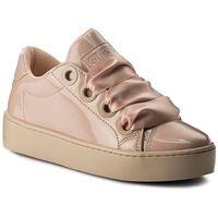 Sneakersy - urny flurn1 ele12 nude marki Guess