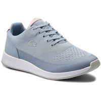 Sneakersy LACOSTE - Chaumont 118 3 Spr Lt 7-35SPW0025BP2 Blu/Lt Pnk, kolor niebieski