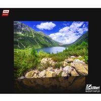 Morskie Oko w Tatrach Obraz podświetlany LED