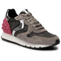 Sneakersy VOILE BLANCHE - Julia Studs 0012014335.01.1B43 Grigio/Fuxia