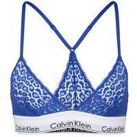 Calvin Klein Underwear Biustonosz 'UNLINED TRIANGLE' niebieski / biały (8719113244325)