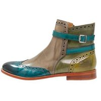 Melvin & Hamilton AMELIE Ankle boot ice blue/mint green, 35-43