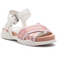 Sandały LIU JO - Star 01 B19039 TX039 Peach 31406, w 7 rozmiarach