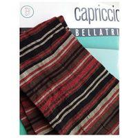 Rajstopy capriccio - nero - bellatrix marki Bellatrix (włochy)