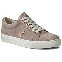 Sneakersy - elaia 4140003341 taupe 104 marki Joop!