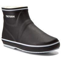 Tretorn Kalosze - storm low winter 473286 black 10
