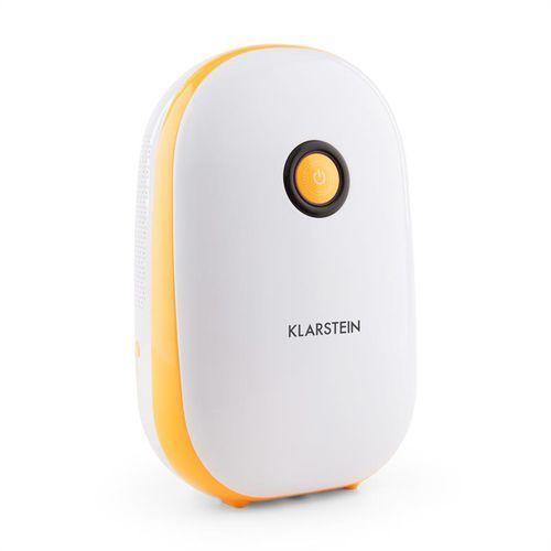hiddensee 1500 osuszacz powietrza odwilżacz 550 ml/dzień 72 w biały marki Klarstein