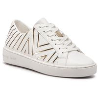 Sneakersy MICHAEL MICHAEL KORS - Whitney Lace Up 43R9WHFS4L Opt/Pl Gold, 1 rozmiar