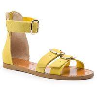 Patrizia pepe Sandały - 2v8740/a5b3-y345 venus yellow