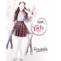 Rajstopy Gatta Rosabella 60 den ROZMIAR: 128-134, KOLOR: fioletowy/alpen violet, Gatta, kolor fioletowy