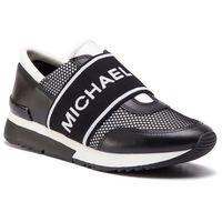 Sneakersy - mk trainer 43r9mkfs1d blk/opticwht, Michael michael kors, 35-43