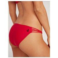 Strój kąpielowy - simply solid full true red (trr) rozmiar: l marki Volcom