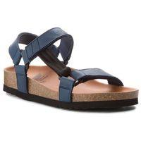 Sandały SCHOLL - Heaven AO F23009 1007 350 Blue