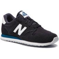 New balance Sneakersy - u520gf czarny