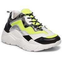 Sneakersy STEVE MADDEN - Antonia SM11000745-04005-NYL Neon Yellow, w 6 rozmiarach