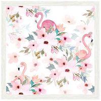 Obraz Flamingi 3 30 x 30 cm (5901554524323)