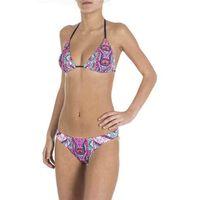 Strój kąpielowy - pharaoh tri set bright pink (4067) rozmiar: xs marki Rip curl