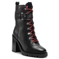 Bronx Botki - 34089-h bx 1434 black 01