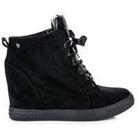 Buty vices new collection Sneakersy wiązane wstążką