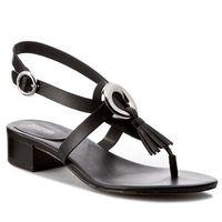 Japonki MICHAEL MICHAEL KORS - Darien Sandal 40S7DRFA3L Black, 36.5-41