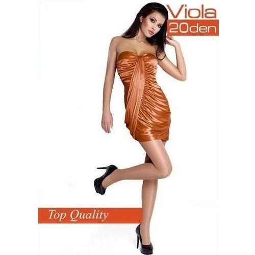 Rajstopy Mona Viola 20 den 2-4 2-S, muscade/odc.brązowego. Mona, 2-S, 3-M, 4-L