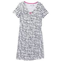 Koszula nocna biały z nadrukiem marki Bonprix