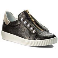 Sneakersy R.POLAŃSKI - 0921 Czarny Krasz Złoty