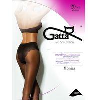 Gatta Monica - rajstopy damskie microfibra 20 den